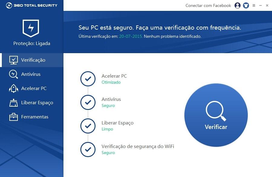 360 Total Security - Imagem 1 do software